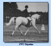 Click to view larger image of FCC Genyius with Margaret Gafford (90K)